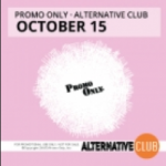 Promo Only Alternative Club (October 2015)