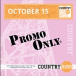 Promo Only Country Radio (October 2015)