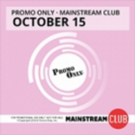 Promo Only Mainstream Club October 2015