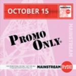 Promo Only Mainstream Radio (October 2015)
