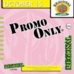 Promo Only Regional Latin (October 2015)