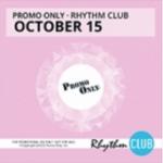 Promo Only Rhythm Club (October 2015)