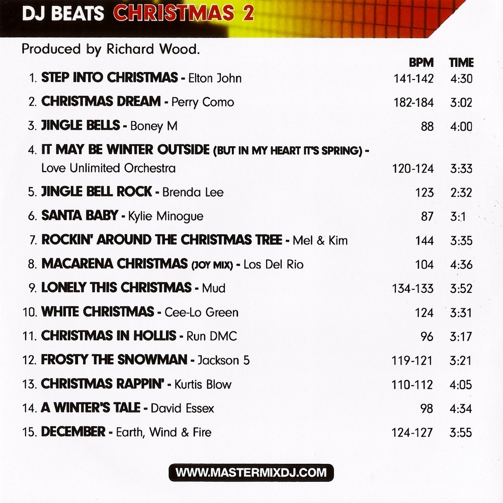 MASTERMIX CHRISTMAS & NEW YEAR (REPOST) | THE DJ MUSIC POOL