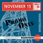 Promo Only Mainstream Radio November 2015