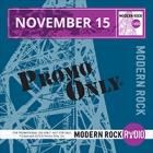 Promo Only - Modern Rock Radio November 2015