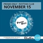 Promo Only Rhythm Club November 2015