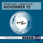Promo Only Urban Club November 2015
