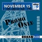 Promo Only Urban Radio November 2015