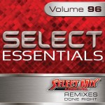 Select Mix - Essentials Vol. 96 Frontcover
