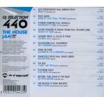 DJ Selection 440 - The House Jam Vol.137-Back