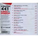 DJ Selection 441 - Dance Invasion Vol.134-Back
