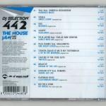DJ Selection 442 - The House Jam Vol.138_Back