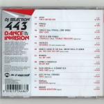 DJ Selection 443 - Dance Invasion Vol.135-Back