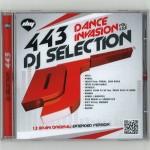 DJ Selection 443 - Dance Invasion Vol.135-Front