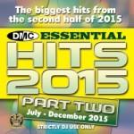 DMC Essential Hits 2015 - Part 2 - July - December