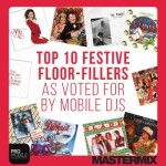 PRO MOBILE TOP 10 FESTIVE FLOORFILLERS