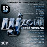 DJ Zone Best Session 02-2016-front