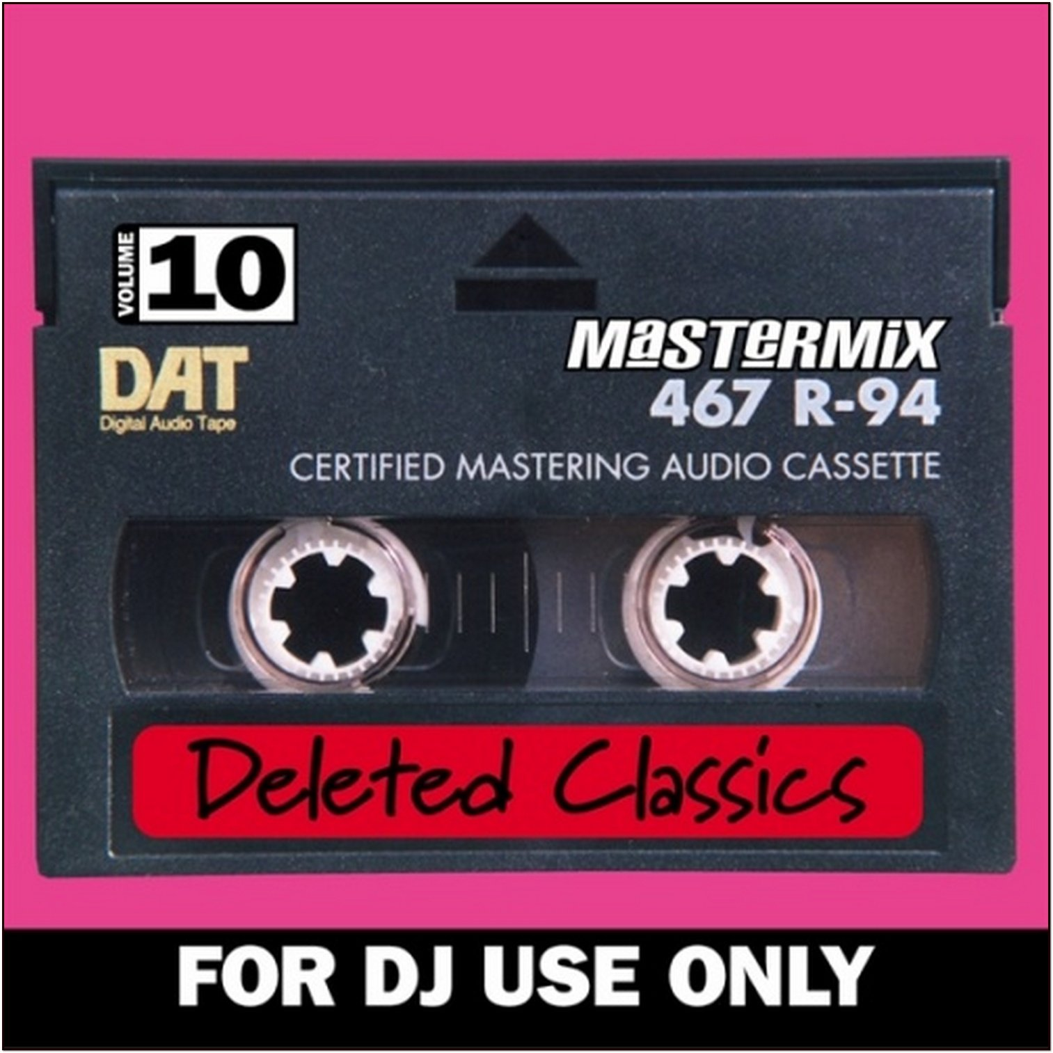 mastermix deleted classic volume 20 22 the dj music pool. Black Bedroom Furniture Sets. Home Design Ideas