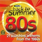 DMC Back To Summer - 80s-Front