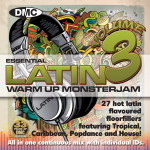DMC Monsterjam Essential Latin Warm Up Vol.3-Front