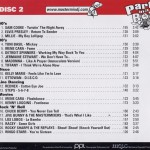 Party In A Box Disc 2 Back