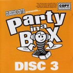 Party In A Box Disc 3 Front