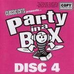 Party In A Box Disc 4 Front