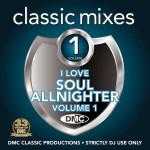 DMC Classic Mixes - I Love Soul Allnighter Vol.1-Front
